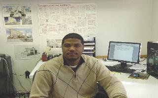 Shawn Gibson, Architecture Student Intern