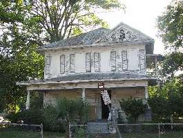 Tolbert House Old / Jacksonville / Florida